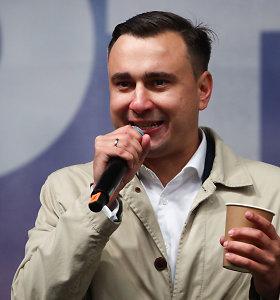 Maskvoje sulaikytas A.Navalno fondo vadovas