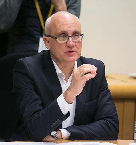 Konservatoriai dėl S.Jakeliūno kreipėsi į Etikos ir procedūrų komisiją