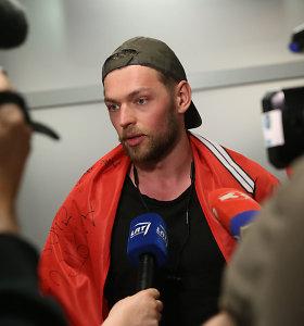 """Išgirdęs apie galimai supainiotus Rusijos komisijos balus Jurijus Veklenko nesisieloja: """"Yra, kaip yra"""""""
