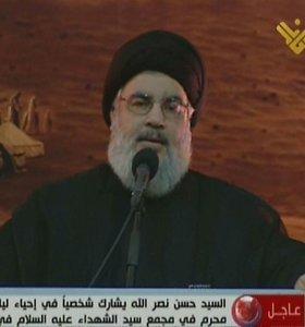 """""""Hizbollah"""": Beirute sudužusiame drone rasta sprogmenų"""