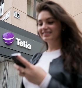 """Po tinklo pakeitimų smarkiai augs """"Telia"""" mobiliojo interneto sparta ir patikimumas"""