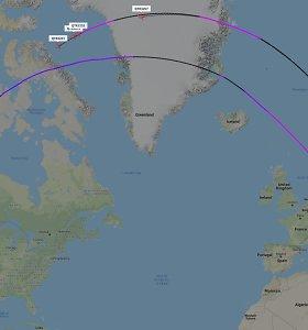 """Pasipiktinta, kaip """"Qatar Airways"""" skraidina septynis naujus """"Dreamliner"""""""