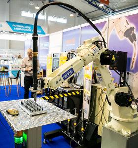 Robotai neatims darbo vietų – ilgainiui jų nebus iš ko atimti