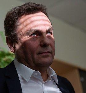 Seimas ketina balsuoti dėl P.Gražulio neliečiamybės