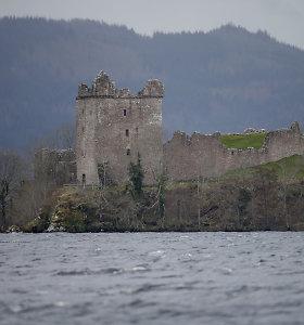 Škotija ruošiasi įgyvendinti monstrišką projektą: Lochneso ežerą pavers milžiniška baterija