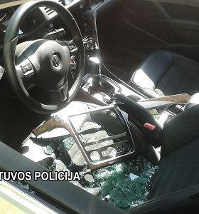Klaipėdoje per dieną apvogti trys BMW automobiliai
