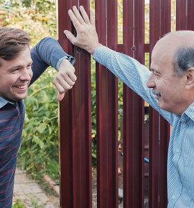 Sužinokite, kaip bėdas atbaido rūpestingi kaimynai