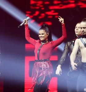 "Saara Aalto Lietuvos ""Eurovizijos"" finale"