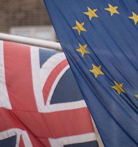 Žiniasklaida: ES ir JK derybos prasidės kovo 3 dieną
