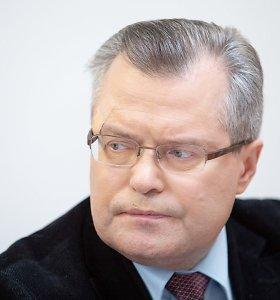 Vilniaus apygardos teismas nurodė iš naujo išnagrinėti R.Šukio ir VSD ginčą