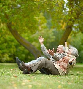 Laimės paslaptys, arba Kaip pajausti pilnatvę vyresniame amžiuje. Senjorų patarimai