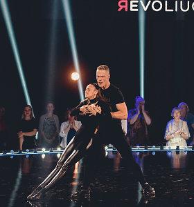 Žaibiškai išgarsėję šokėjai Ustin&Ieva sulaukė užsienio televizijų dėmesio, bet pasirinko Lietuvą