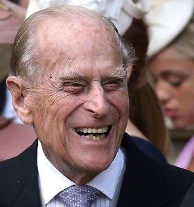 Britanijos monarchės sutuoktinis princasPhilipas švenčia 98-ąjį gimtadienį