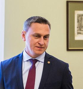 Iš pareigų pasitraukė FNTT direktoriaus pavaduotojai – V.Giržadas ir Š.Rameikis