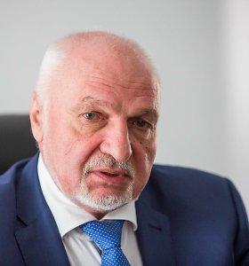 Valentinas Mazuronis: Negi Lietuva vėl užlips ant to paties grėblio?