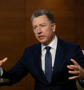 K.Volkeris: JAV remia derybas dėl padėties rytų Ukrainoje, jungtųsi esant poreikiui