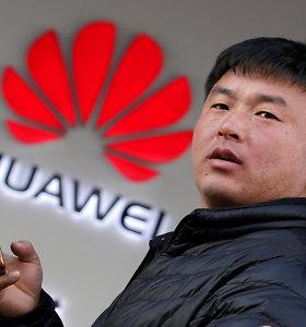 """Raibulių efektas: """"Huawei"""" ir JAV konflikte – daugybė pašalinių aukų"""