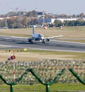Bus atnaujinamas Vilniaus oro uosto aerodromas