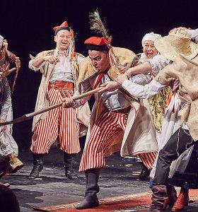 """""""Vilniaus lenkų scenos susitikimai"""" – teatro festivalis, vienijantis viso pasaulio lenkus"""