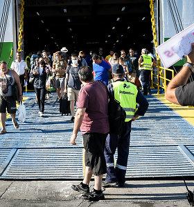 A.Veryga: bus išimčių dėl saviizoliacijos grįžus iš Lenkijos