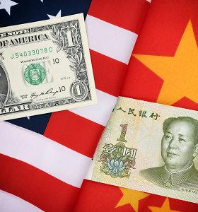Kinija sumažins importo muitus 75 mlrd. JAV dolerių vertės JAV prekėms