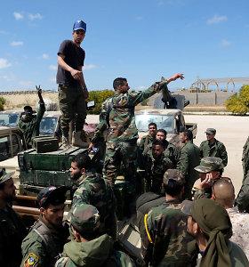 R.T.Erdoganas: žlugus Libijos vyriausybei, Europai kils teroro grėsmė