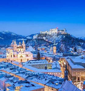 Kalėdinio Zalcburgo magija – kodėl šis miestas ypatingas