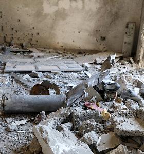 PSO: per mūšį už Libijos sostinę Tripolį žuvo beveik 150 žmonių