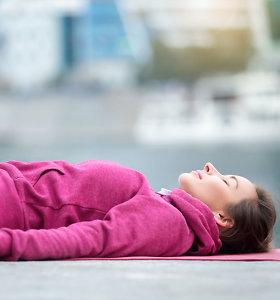 5 faktai apie kvėpavimą: laimingas ir nelaimingas žmogus kvėpuoja skirtingai