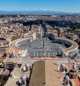 """Vatikanas ir Kinija veda derybas dėl """"pogrindžio"""" vyskupų"""