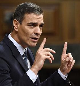 Ispanijos vyriausybė vėl padidino minimalų darbo užmokestį