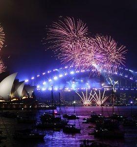 Australiją siaubiant gaisrams Sidnėjus nesutinka atsisakyti garsiųjų naujamečių fejerverkų