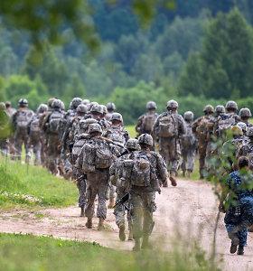 Lietuva pagal karinės galios indeksą – pirma tarp Baltijos šalių