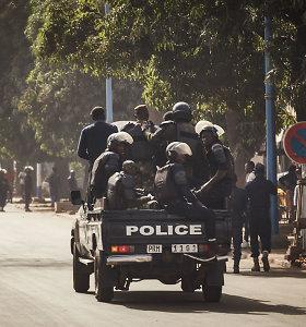Malyje džihadistams atakavus karinę stovyklą žuvo 15 žandarų