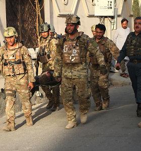 Rytų Afganistane per sprogimą žuvo penki žmonės