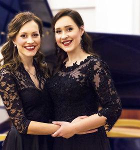 Žavios seserys savo koncerte atsakys į klausimą, ką Karmen veikia Niujorke
