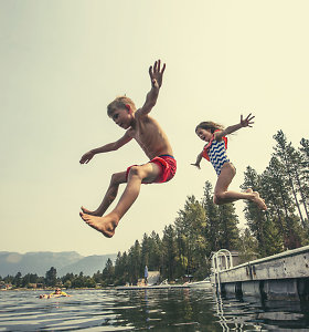 Plaukimo treneris įvardijo 5 taisykles, kaip teikti pagalbą skęstančiajam