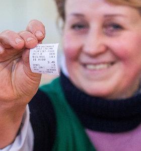 Latvijoje nuo liepos pradedamos čekių loterijos
