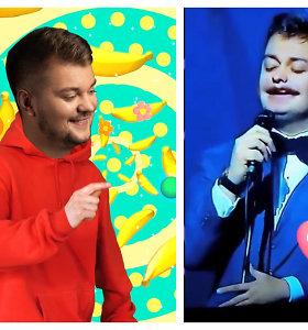 Dainotas Varnas pristato naują dainą ir klipą: ironiškuose vaizduose – tai, ko dabar daugelis ilgisi