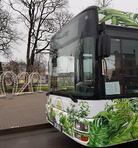 Kretinga kviečia į svečius: nelaukdami sezono įkarščio pristato žavų autobusą ir naujienas turistams