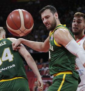 """Po sudaužytos svajonės – A.Boguto riksmai: """"FIBA yra suknista gėda!"""""""
