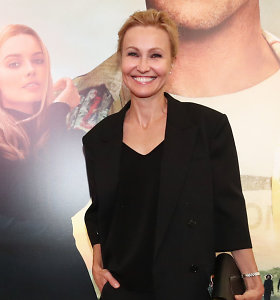 Quentino Tarantino filmo premjeroje Maskvoje apsilankė ir retai viešumoje matoma Ingeborga Dapkūnaitė