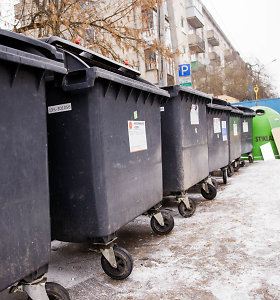Gali grėsti dar viena šiukšlių krizė Vilniuje: stringa atliekų vežėjų konkursas