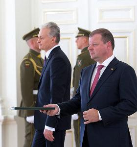 Seimas balsuos dėl Vyriausybės programos: gali keistis keturi ministrai