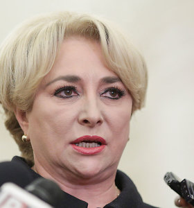 Rumunijos vyriausybė žlugo pralaimėjusi balsavimą dėl nepasitikėjimo