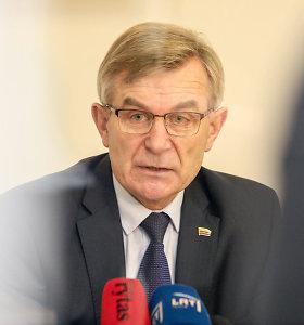 VTEK spręs, ar pradėti tyrimą dėl Seimo pirmininko Viktoro Pranckiečio
