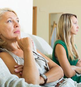 Laiškas psichologei: mama nepritaria, kad naujas draugas dalyvautų dukros auklėjime