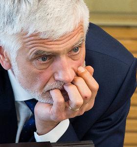 """""""Absoliutus"""" LVŽS frakcijos palaikymas B.Markauskui nėra toks tvirtas: atsirado, kas svarsto paremti interpeliaciją"""