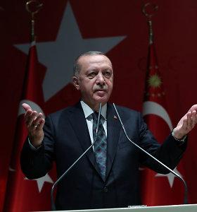 Turkija pasiruošusi padėti Tripolio vyriausybei susigrąžinti kontrolę