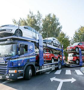 Automobilių importuotojams priminė: ką daryti, kad nereikėtų mokėti baudų?